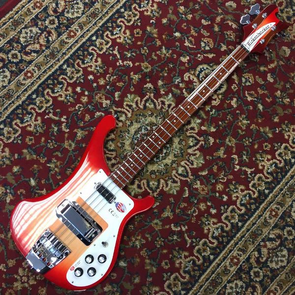 Rickenbacker 4003S (Includes Hard Case)